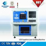 Keyland Led Sapphire Laser Scribing Machine with CCD /Auto-focus/Barcode