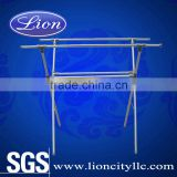 LEC-AL6094B Aluminum Alloy Clothes Laundry Rack