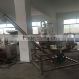 flexible spiral screw conveyor