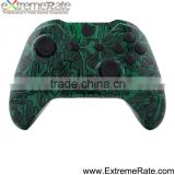 New green controller shell for Xbox One housing replacement cover