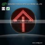 200mm/300mm Red/Green/Yellow Arrows LED Traffic signal Light IP65(Factory Supply)