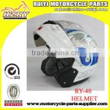2014 High Quality Carbon Fiber Motorcycle Flip Up Helmet For Sale