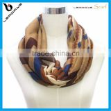 eco-friendly on sale chevron infinity scarf wholesale