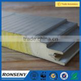eps,cement Material prefabricated interior wall panels eps cement sandwich panel/paneling 100mm price