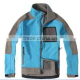 2012 OEM men's softshell jacket for winter