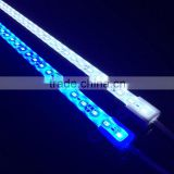 Top quality freshwater simulated moonlight fish tank underwater ip 68 led marine coral aquarium light