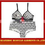 China Supplier ladies sexy panty and bra hot woman xxx photo