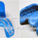 Dental disposable products custom impression tray