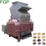 Stainless steel cocoa bean grinding machine / leaf grinding machine for sale