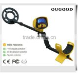 New Arrival Digital gold detector for gold treasure hunters, Best price gold dimond and treasures detectors