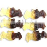 Bat Shape Gummy Candy-Animal shape halal candy