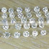 1.2-1.3mm I Clarity I-J Color Natural Loose Brilliant Cut Nontreated Diamond Lot Round for Setting In Gold or Silver