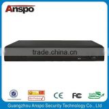 Guangzhou Anspo 1080P 8 Channel NVR H.264 Network Video Recorder POE IPC NVR