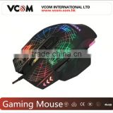 Fashion usb Optical wired Gaming Mouse
