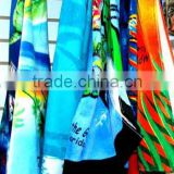 Factory selling fashion product Printed beach towel