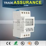 Trade Assurance programmable small temperature and plug timer switch