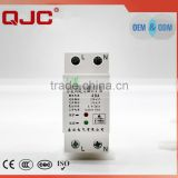 over- voltage under-voltage protecting device 2P63A