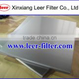 Stainless Steel Sintered Porous Filter Plate