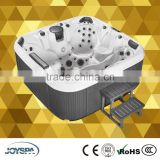 New Arrival 2017 Model Balboa Aristech 5 Person 58 Jet Massage Hot Tub Including Cover JY8810