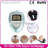 RO-1032A Foot Stimulator Machine, Electric Foot Stimulator, Foot massager