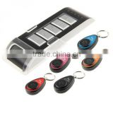 Wireless Electronic Key Finder Reminder With 5 Keychain Receivers For Lost Keys Locator Whistle Alarm Key Finder