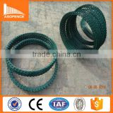 china bst selling razor barbed wire/coil standard razor fence/diamond razor wire mesh fence