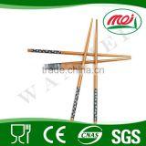 Best craft art decoration bamboo chinese national wedding favors chopstick