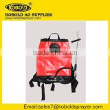 16L Forest Water Mist Backpack Fire Extinguisher Fire Fighting Sprayer With Portable Sprayer Lance