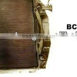 OEM automobile radiator for benz 355 DOUBLE CAP80 BZ071