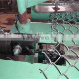 Plastic Coated Wire Chain Link Wire Mesh Machine Supplier