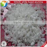 0-1mm 2-3mm 3-5mm Wholesale high pure white fused alumina widely used as refractory materials