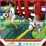 best popular Inflatable Games Fun Derby horse Racing inflatable jumping horse giant horse