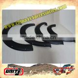 4x4 accessories fender flare for Navara D40 wheel arch flare