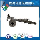 Made in Taiwan Self Drilling Screw with Wings