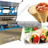 Energy saving pizza cone machine for sale with favorite price