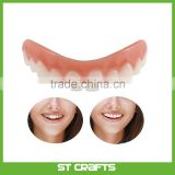 5 Minute Adult Makeover Comfortable Upper Veneer For A Perfect Smile Instant Smile Comfort Flex