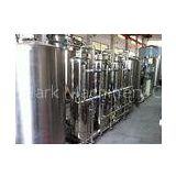 Ozone Sterilizer / UV Sterilizer Water Purifying System , Industrial Water Treatment Systems