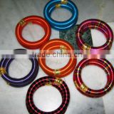 thread bangles indian