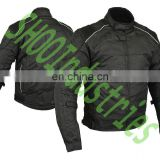 Custom high quality Motorbike good Textile airbag Jacket motorcycle cordura