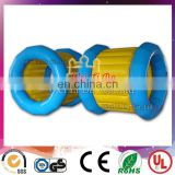 0.8 or 1.0mm PVC inflatable water roller,durable inflatable water wheel, human hamster ball