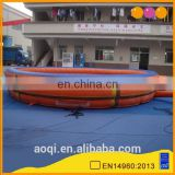 Commercial use outdoor inflatable bull fighting game for adults