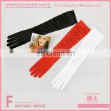 Ladies Long Satin Bridal Gloves