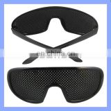 Perforated Eye Glasses for Blurred Vision Pinhole Glasses