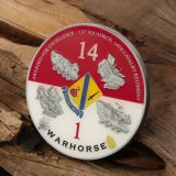 Cavalry Regiment Custom Coins