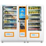 WM22T1 Vending Machine For Sale Bill & Coin Oprated Vending Machine
