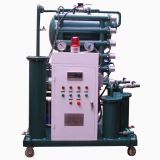 High Efficiency 500 LPH Dielectric Oil Purification/ Filtration Plant, Thermal Vacuum Dielectric Oil Purifier
