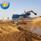 Fixed Multilayer China Gold Mining Equipment with Mining Mineral Processing