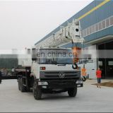 16Ton DONGFENG Truck Chassis Jib Truck Crane