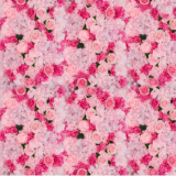 silk cloth material any size artificial flower wall for decoration