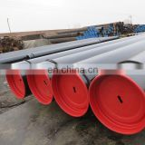 europe erw carbon steel seamless insulation pipe price sch40